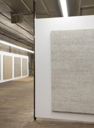 Jennifer Guidi:Field Paintings Install 5