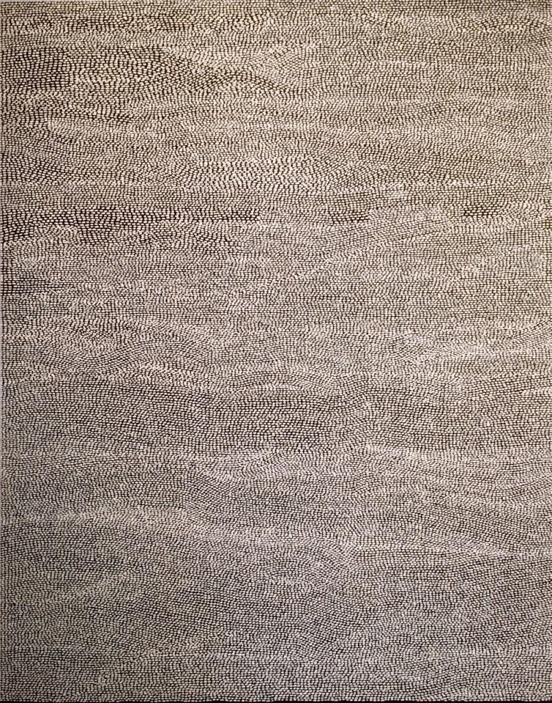 Untitled (Field#7 Black & White), 2014