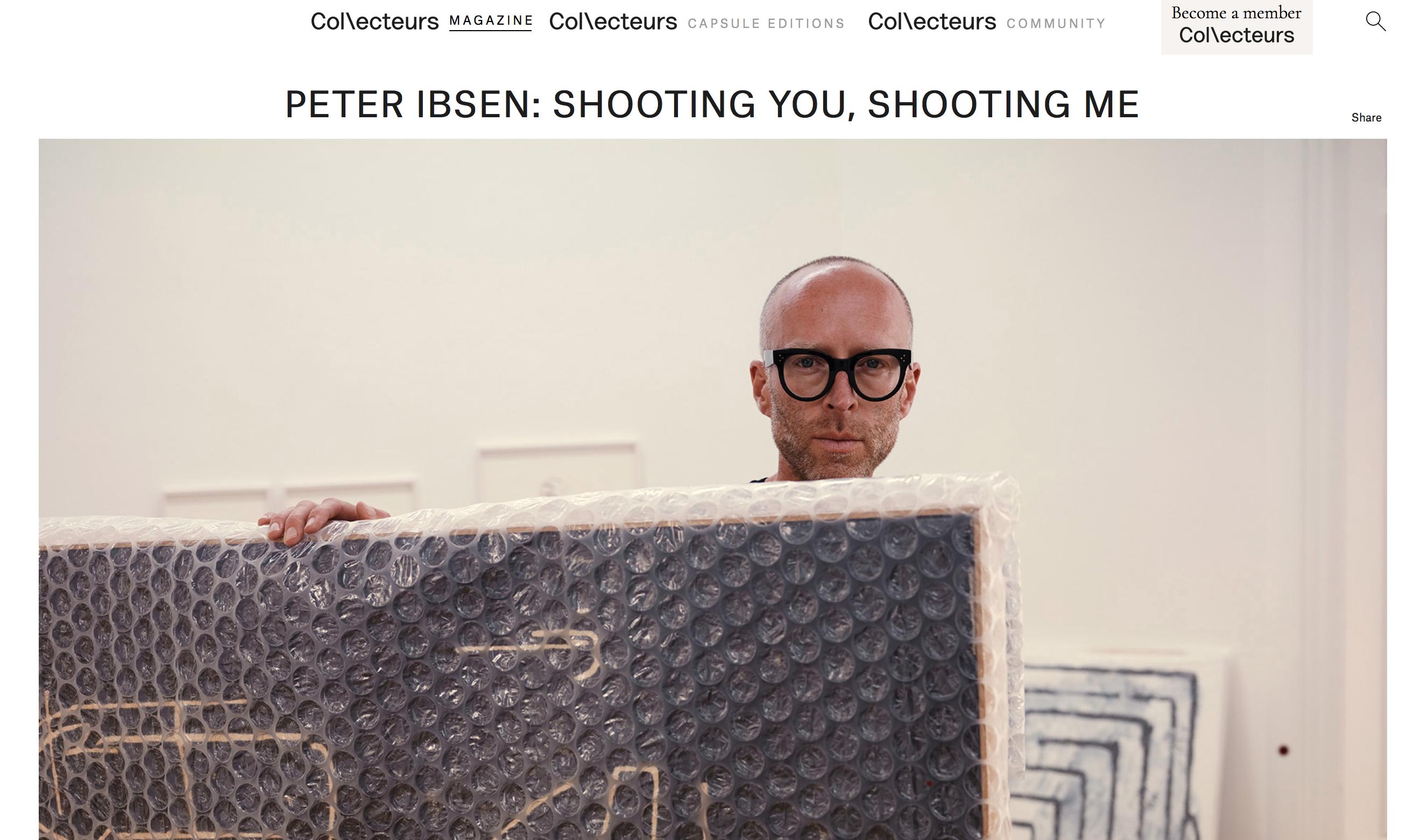 collecteurs Peter Ibsen