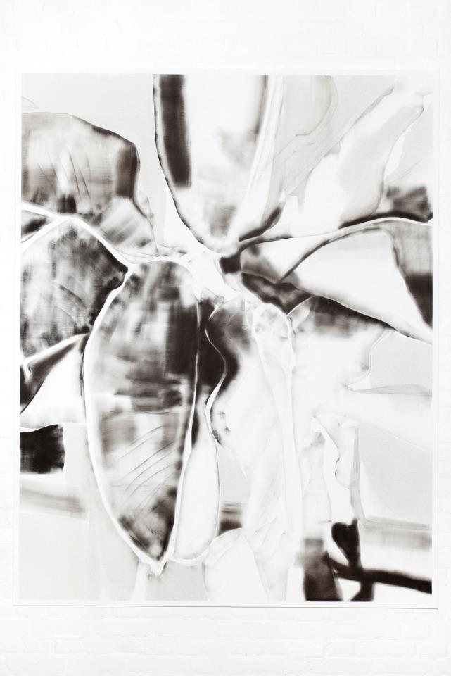 A Sharp Sense of Time, 190 x 150 cm, oil on canvas, 2019
